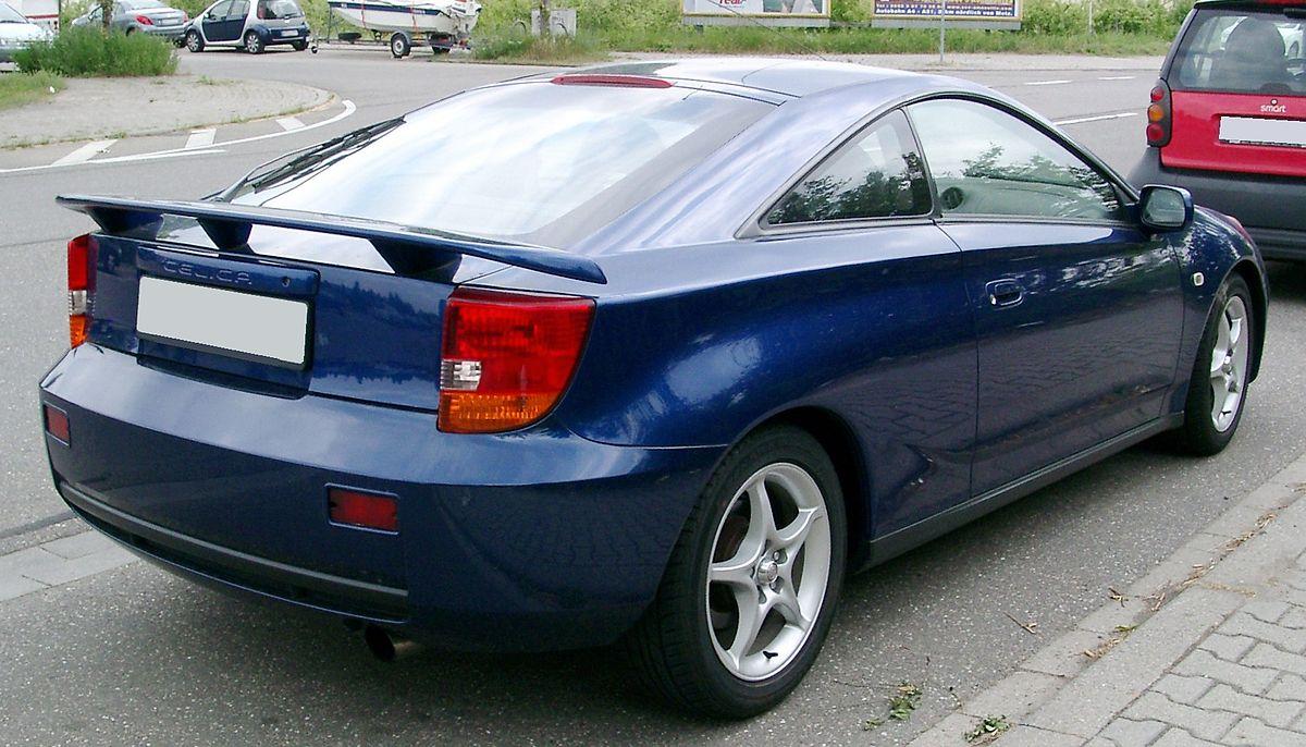 Kekurangan Toyota Celica Tangguh