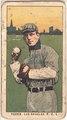 Tozer, Los Angeles Team, baseball card portrait LCCN2008676996.tif