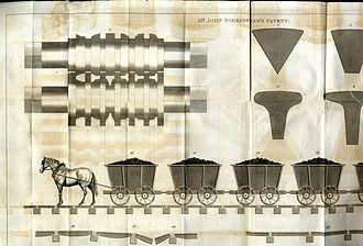 John Birkinshaw - John Birkenshaw's patent for Malleable Iron Rails Plate 2
