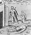 Tragical end of Sir John Fitz - Devonshire characters and strange events.jpg