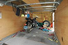 Enclosed Cargo Trailer Traveling In Group Forum Safety Thieves