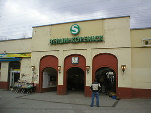 Train station Berlin Koepenick entrance building.jpg