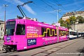 Tram Vevey Düwag Be 4-6 801 Pup - Cultura (22053627138).jpg
