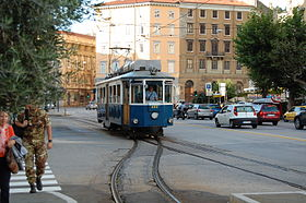 Image illustrative de l'article Tramway de Trieste
