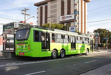 Transmetro guatemala wikipedia la enciclopedia libre for Jardines tivoli zona 9