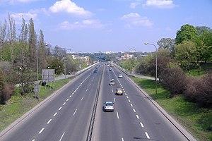 Trasa �azienkowska