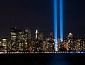 Tribute in Light - 11 September 2010 - 2.jpg