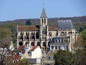 Eglise Saint Martin De Triel Sur Seine Wikipedia