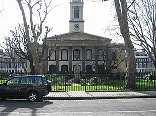 """<a href=""""http://search.lycos.com/web/?_z=0&q=%22Trinity%20Church%20Square%22"""">Trinity Church Square</a> forms part of a conservation area"""
