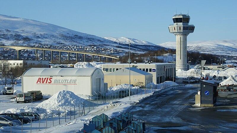 Tromso-lufthavn-atc-tower