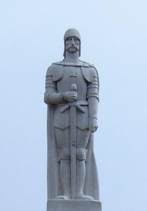 Serbs of Romania - Image: Tsar Jovan Nenad monument crop