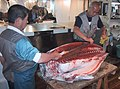 Tsukiji fish market thuna knife.jpg