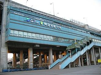 Ttukseom Resort station - Ttukseom Resort Station