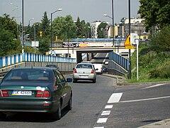 ul. Armii Krajowej (wiadukt kolejowy)