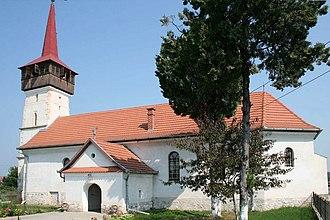 Reformed Church in Romania - Image: Turda Bis Ref Calv Poiana