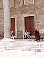 Turkey, Istanbul, Sultan Ahmet Camisi (Blue Mosque) (3945168119).jpg