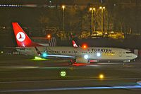 TC-JHC - B738 - Turkish Airlines