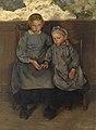 Twee Waalse boerenkinderen, Léon Frédéric, 1888, Koninklijk Museum voor Schone Kunsten Antwerpen, 1264.jpg
