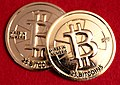 Two Casascius 25 BTC Gold Rounds by Gage Skidmore 2.jpg