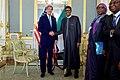 U.S. Secretary of State John Kerry Meets With Nigeria President Muhammadu Buhari (26899599081).jpg