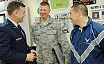 U.S. Special Representative for Afghanistan and Pakistan visits the Transit Center DVIDS253045.jpg