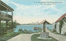 Portsmouth Naval Prison - Wikipedia