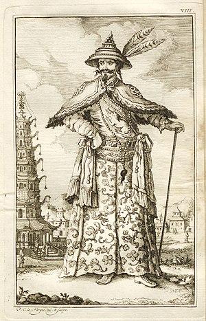 John Bell (traveller) - Image: UB Maastricht Bell 1770 plaat VIII