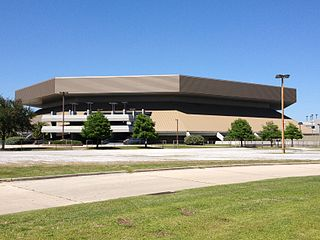 Lakefront Arena Arena in New Orleans, Louisiana, United States