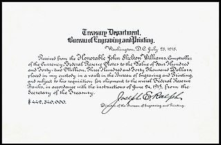 written acknowledgment that a person has received money or property in payment