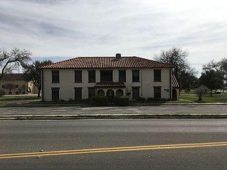 United States Air Force School of Aerospace Medicine - USAFSAM from 1921 to 1931 on Brooks Field, San Antonio, Texas.  Photo taken Feb 2017
