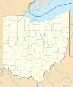 Urbana is located in Ohio
