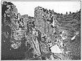 USGS Bulletin787 Plate16 FigureA Maud S. vein at old shaft of Maud S. Mine.jpg