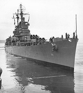 USS <i>Atlanta</i> (CL-104)