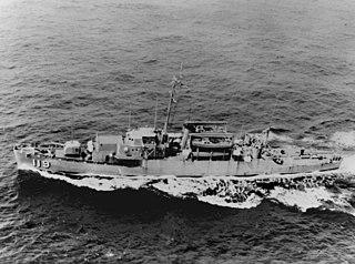 USS <i>Beverly W. Reid</i> (APD-119)
