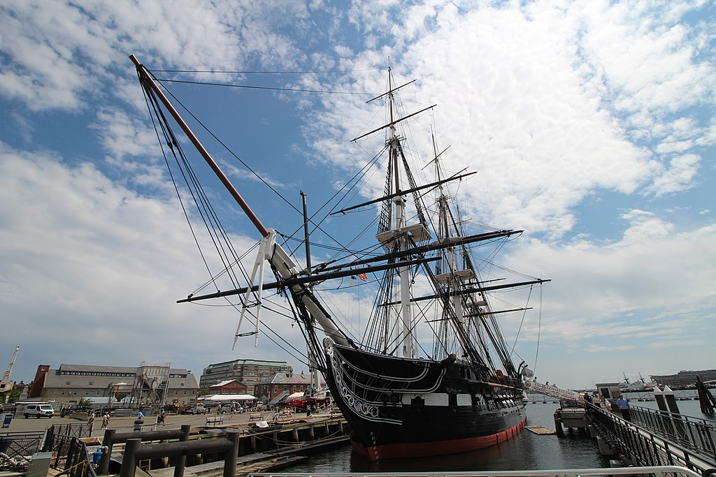 USS Constitution - Virtual Tour