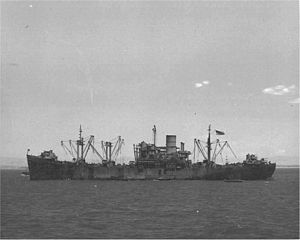 USS Elizabeth C. Stanton (AP-69) - Elizabeth C. Stanton
