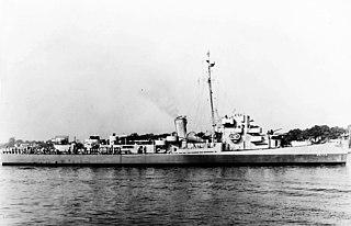 USS <i>Hopping</i> (DE-155/APD-51)