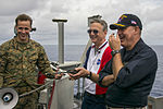 USS Makin Island places call to the International Space Station 150219-N-KL846-013.jpg