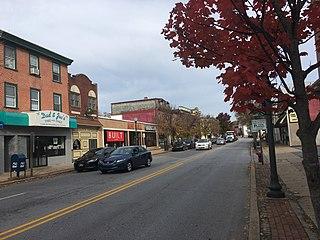 Downingtown, Pennsylvania Borough in Pennsylvania, United States
