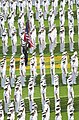 US Navy 030920-N-9693M-009 The U.S. Naval Academy Brigade of Midshipmen stands at attention.jpg