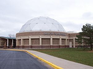 The Barlow Planetarium at the University of Wi...