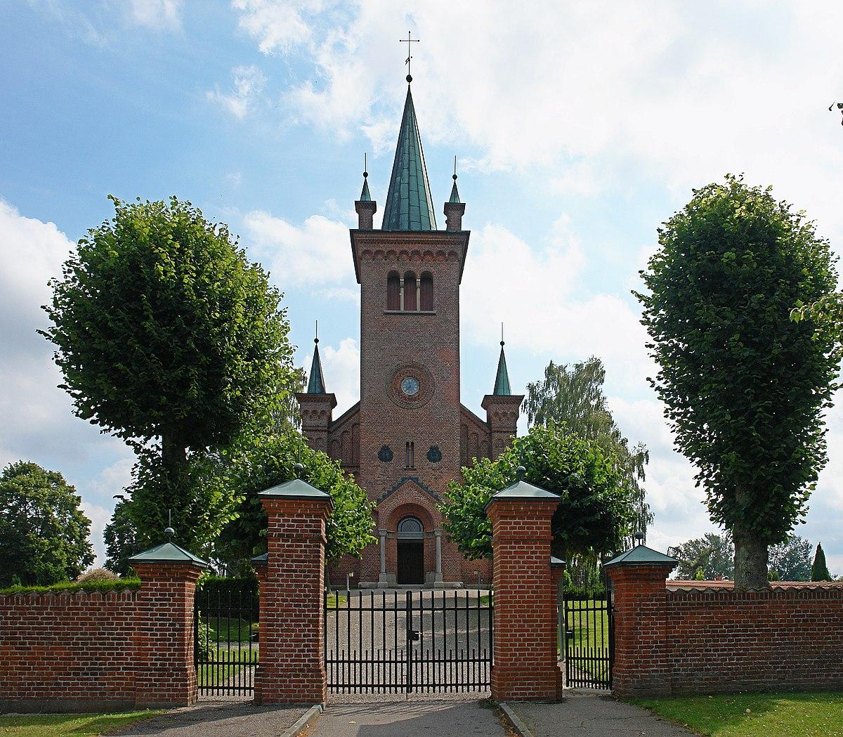 Kirche von Ugerløse – Wikipedia