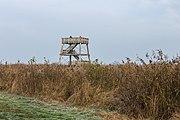 Uitkijktoren in 'It Wikelslân. Locatie, De Alde Feanen in Friesland.jpg