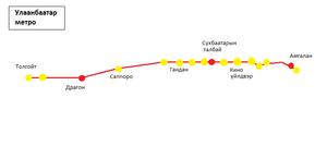Ulaanbaatar-Subway-Plan