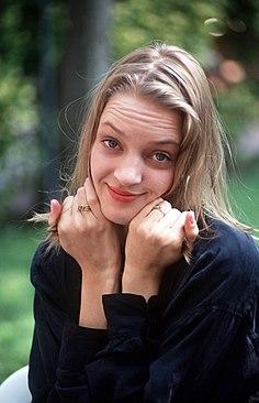 Uma Thurman alla 51ª Mostra internazionale d'arte cinematografica di Venezia (1994)