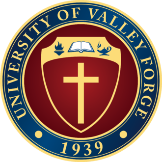University of Valley Forge - Image: University of Valley Forge Seal