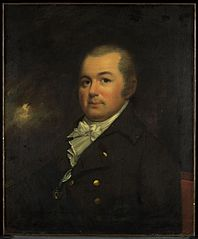 Portrait of Captain Enos Reeves (1753-1807)