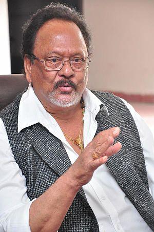Krishnam Raju - Krishnam Raju in 2015