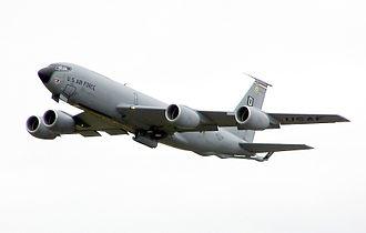 KC-X - Image: Usaf.kc 135.flying.fairford. arp