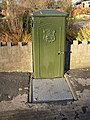 Utility cabinet, Prospect Drive, Hest - geograph.org.uk - 642475.jpg